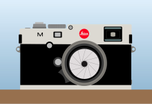 Leica M1 animation