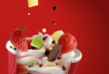 Swirl Summer Toppings advertisement