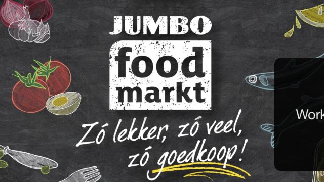 Jumbo Foodmarkt bumper