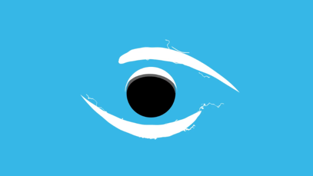 Eyesight logo animation