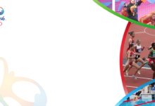 Olympics Rio 2016 template