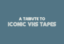 A Tribute to Iconic VHS tapes