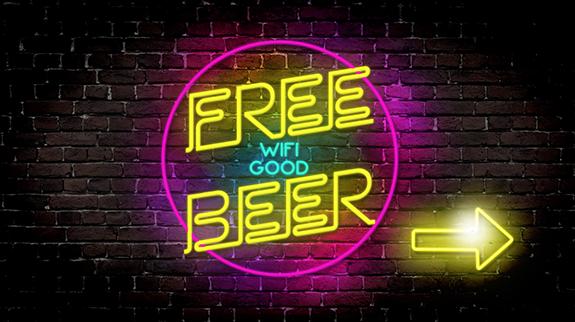 Free beer?